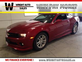 Used 2013 Chevrolet Camaro 1LT|LOW MILEAGE|BLUETOOTH|49,439 KMS for sale in Cambridge, ON