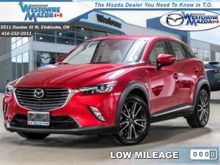 Used 2016 Mazda CX-3 GT - Sunroof -  Navigation -  Leather Seats for sale in Toronto, ON