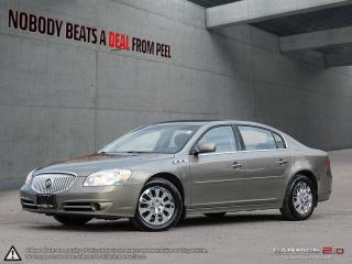 Used 2010 Buick Lucerne CXL*Loaded*NEW Tires*Gorgeous for sale in Mississauga, ON