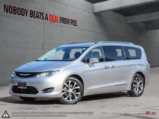Used 2018 Chrysler Pacifica Limited*Rare Color Combo*20Wheels*Dual DVD*Panoroo for sale in Mississauga, ON