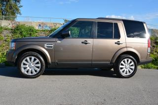 Used 2013 Land Rover LR4 HSE 7 passenger 4WD for sale in Vancouver, BC