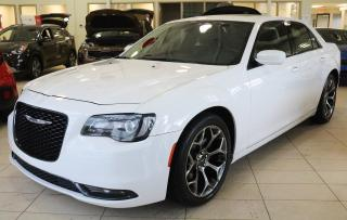 Used 2017 Chrysler 300 S PANO ROOF/NAVI/LEATHER for sale in Waterloo, ON