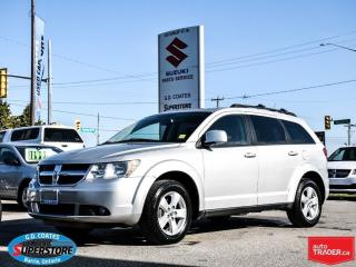 Used 2010 Dodge Journey SXT ~7 Passenger ~Rear Air ~Heated Seats for sale in Barrie, ON