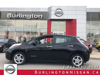 Used 2015 Nissan Leaf SV, ACCIDENT FREE ! for sale in Burlington, ON