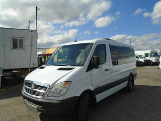 Used 2008 Dodge Sprinter Wagon 2500 12 passanger for sale in Mississauga, ON
