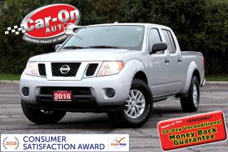 Used 2016 Nissan Frontier SV 4.0L V6 4X4 PWR GRP BLUETOOTH ALLOYS for sale in Ottawa, ON