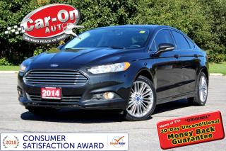 Used 2014 Ford Fusion SE AWD EcoBoost LEATHER NAV SUNROOF LOADED for sale in Ottawa, ON