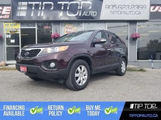 Used 2011 Kia Sorento LX ** Remote Start, Bluetooth, Heated Seats ** for sale in Bowmanville, ON