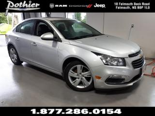 Used 2015 Chevrolet Cruze Diesel | LEATHER | SUNROOF | HEATED SEATS | for sale in Falmouth, NS
