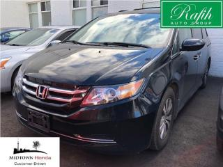 Used 2016 Honda Odyssey EX-L Navi-Excellent maintenance records for sale in North York, ON