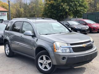 Used 2006 Chevrolet Equinox AWD LT Leather Sunroof Power Group for sale in Holland Landing, ON