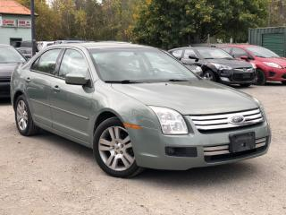 Used 2008 Ford Fusion 4-Cyl Gas Saver SE Power Group A/C for sale in Holland Landing, ON
