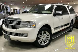 Used 2008 Lincoln Navigator L Ultimate for sale in North York, ON