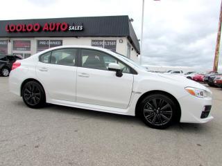Used 2017 Subaru Impreza WRX WRX AWD 6 SPD CAMERA BLUETOOTH CERTIFIED WA for sale in Milton, ON
