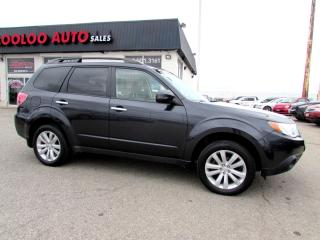 Used 2013 Subaru Forester 2.5X Limited PKG NAVIGATION CERTIFIED 2YR WARRANTY for sale in Milton, ON