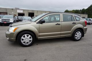 Used 2008 Dodge Caliber SXT AUTOMATIC AUX CRUISE CERTIFIED 2YR WARRANTY for sale in Milton, ON