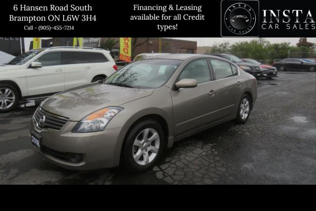 2008 Nissan Altima 2.5 (SOLD) 2008 Nissan Altima 2.5 (SOLD)