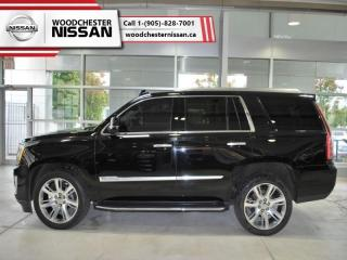 Used 2015 Cadillac Escalade Luxury  - $386.34 B/W for sale in Mississauga, ON