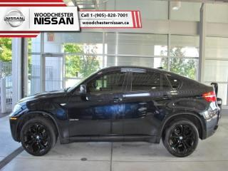 Used 2013 BMW X6 xDrive35i  - $226.71 B/W for sale in Mississauga, ON