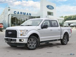 Used 2016 Ford F-150 SPORT CREWCAB NAV SYNC 3 for sale in Carman, MB