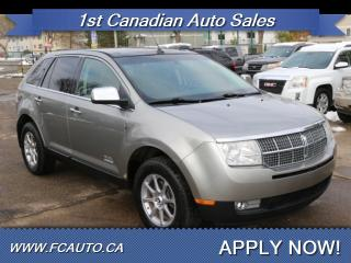 Used 2008 Lincoln MKX for sale in Edmonton, AB