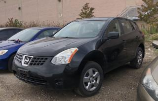 Used 2008 Nissan Rogue S for sale in Brampton, ON