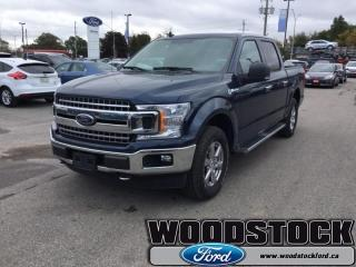 Used 2018 Ford F-150 XLT  - Bluetooth -  SiriusXM for sale in Woodstock, ON