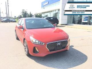New 2018 Hyundai Elantra GT Sport Manual  -  Android Auto - $155.43 B/W for sale in Brantford, ON