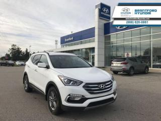 New 2018 Hyundai Santa Fe Sport AWD  - $165.48 B/W for sale in Brantford, ON