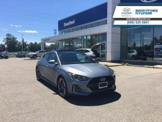 New 2019 Hyundai Veloster 2.0 GL Auto  - Heated Seats - $154.25 B/W for sale in Brantford, ON
