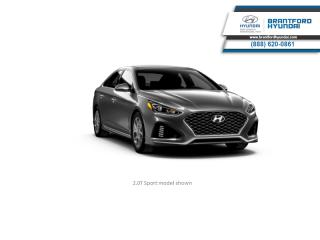 New 2018 Hyundai Sonata Limited  - Navigation -  Sunroof - $188.67 B/W for sale in Brantford, ON