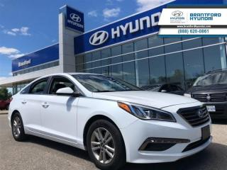 Used 2017 Hyundai Sonata for sale in Brantford, ON