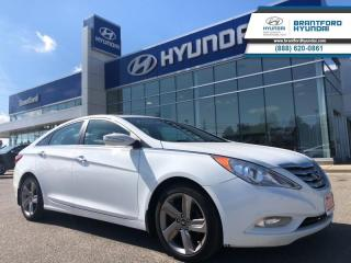Used 2012 Hyundai Sonata TURBO | 274HP | AUTO | HTD SEATS for sale in Brantford, ON
