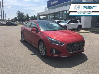 New 2018 Hyundai Sonata 2.0T Sport  - 	Navigation - $201.42 B/W for sale in Brantford, ON