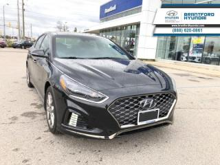 New 2018 Hyundai Sonata 2.0T Sport  - 	Navigation - $200.64 B/W for sale in Brantford, ON