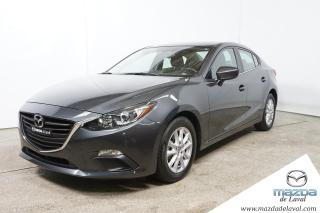Used 2016 Mazda MAZDA3 Gs Bluetooth Caméra for sale in Laval, QC
