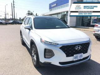 New 2019 Hyundai Santa Fe 2.0T Luxury AWD  -  Apple CarPlay - $244.52 B/W for sale in Brantford, ON