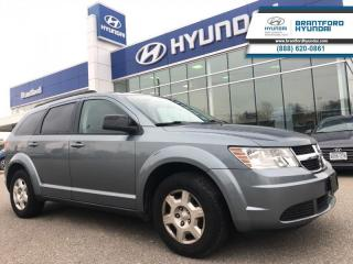 Used 2010 Dodge Journey SE  -  Power Seats - $70.77 B/W for sale in Brantford, ON