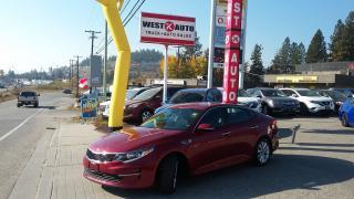 Used 2018 Kia Optima for sale in West Kelowna, BC