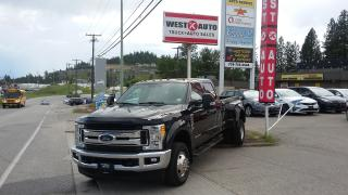 Used 2017 Ford F-350 DUALLY for sale in West Kelowna, BC