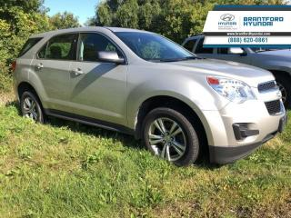 Used 2013 Chevrolet Equinox LS  - Bluetooth -  SiriusXM for sale in Brantford, ON