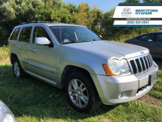 Used 2008 Jeep Grand Cherokee DIESEL | Limited for sale in Brantford, ON