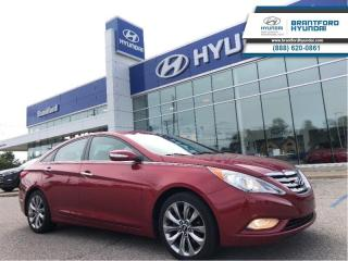 Used 2011 Hyundai Sonata for sale in Brantford, ON