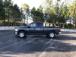 Used 2014 RAM 1500 Tradesman Quad CAB 4X4 for sale in Cayuga, ON