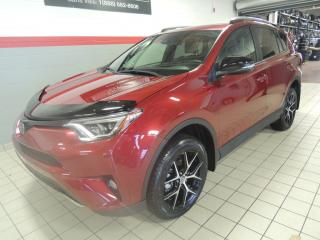 Used 2018 Toyota RAV4 se for sale in Terrebonne, QC