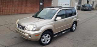 Used 2005 Nissan X-Trail SE for sale in Burlington, ON