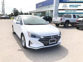 New 2019 Hyundai Elantra Preferred  AT  - Heated Seats - $127.97 B/W for sale in Brantford, ON