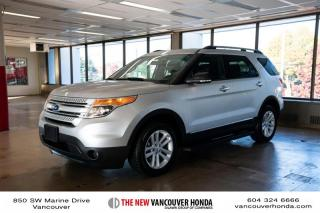 Used 2015 Ford Explorer XLT - 4WD for sale in Vancouver, BC