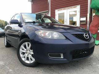 Used 2008 Mazda MAZDA3 2008 Berline 4 portes, boîte manuelle, G for sale in Drummondville, QC