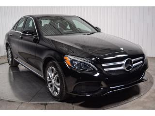 Used 2015 Mercedes-Benz C-Class En Attente for sale in Île-Perrot, QC